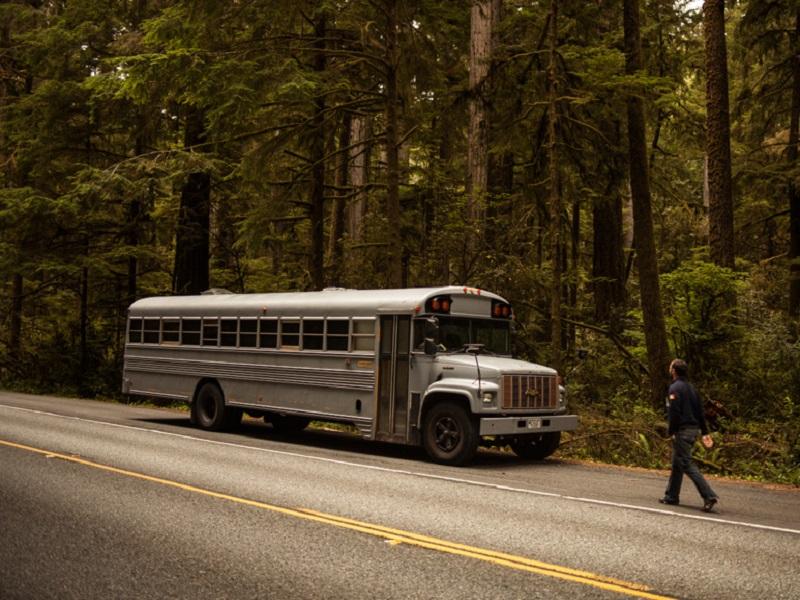 maison bus