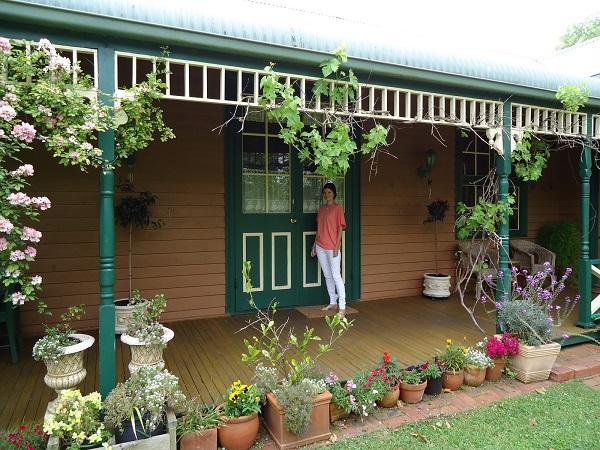 maison en australie