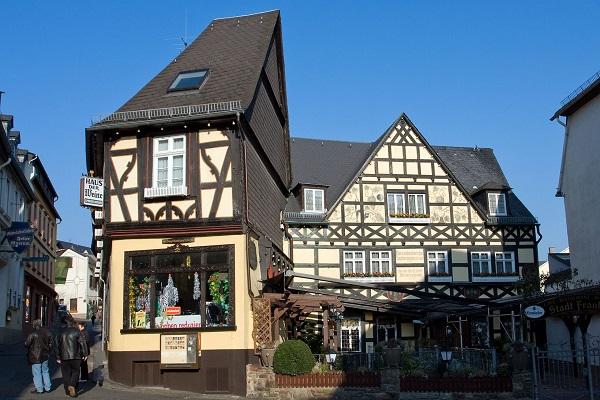 Maison classique allemande