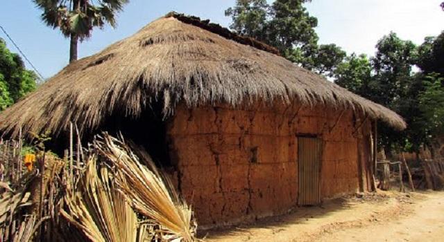 maison typique edioungou