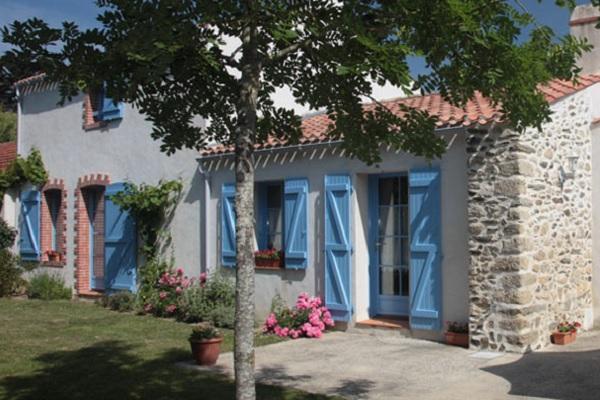 Maison typique vendéenne