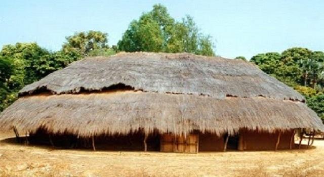 maison typique casamance