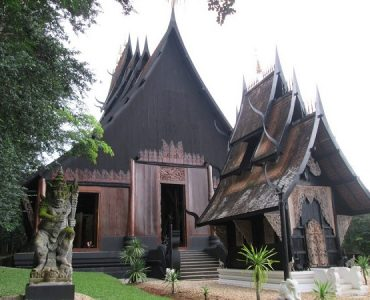 the black house chang rai