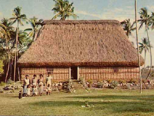maison typique fidji
