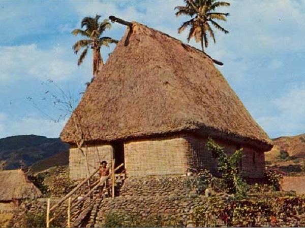 maison îles fidji
