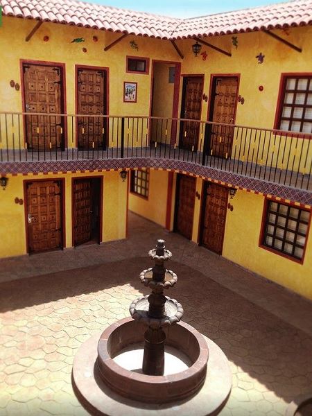 Maisons traditionnelles mexicaines for Les decores des maisons