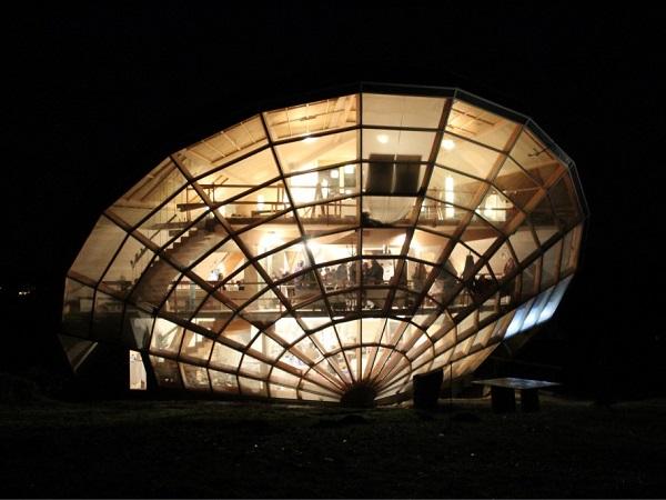 Heliodome la maison solaire - Debarrasser une maison ...