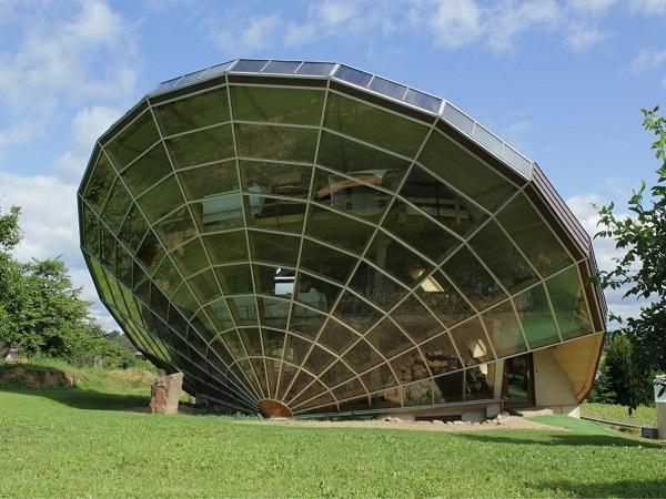 Heliodome, la maison solaire