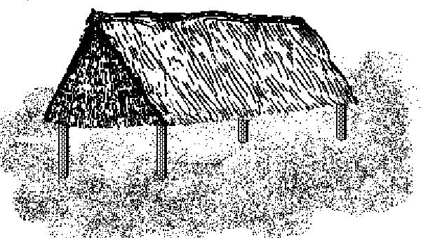 la maison traditionnelle des îles marshall