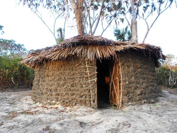 maison typique tanzanie