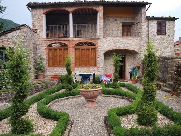 types de maison en italie
