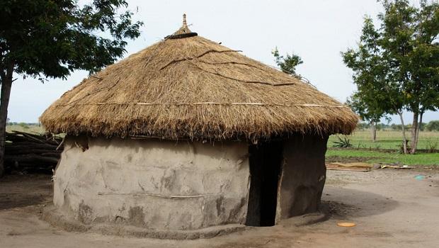 maison rurale tanzanie