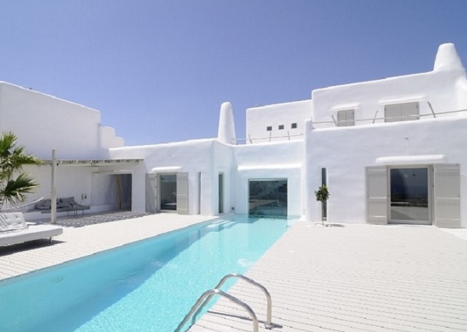 Maison à Paros