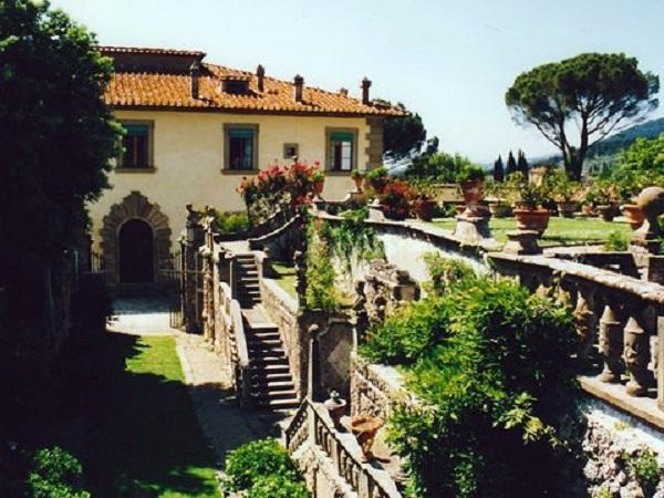maison en italie