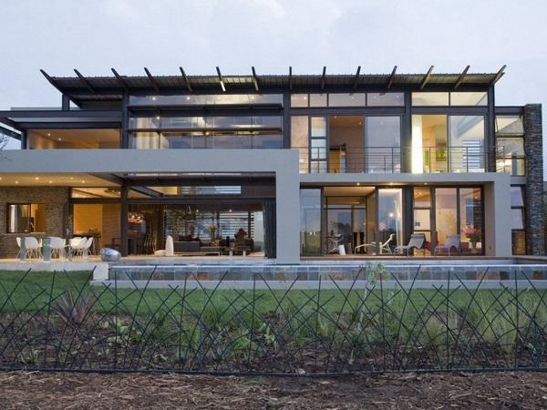 La maison serengeti for Angelina maison de l afrique