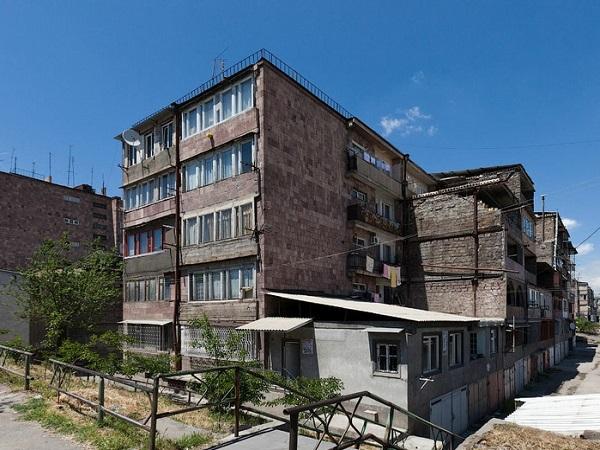 architecture arménie
