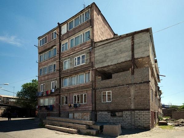 architecture en arménie