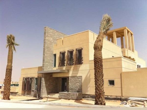 Plan De Construction En Arabie Saoudite Maison : Les maisons en arabie saoudite