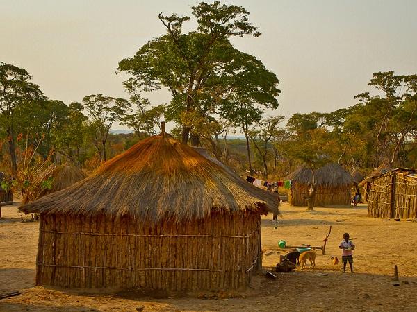 maisons typiques angola