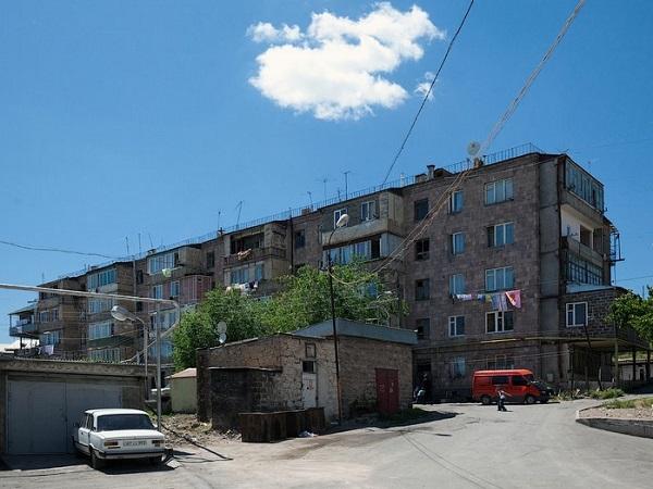 immeuble en arménie