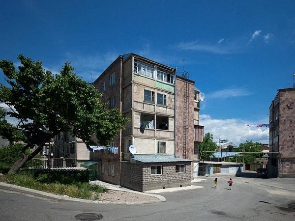 immeuble à yerevan