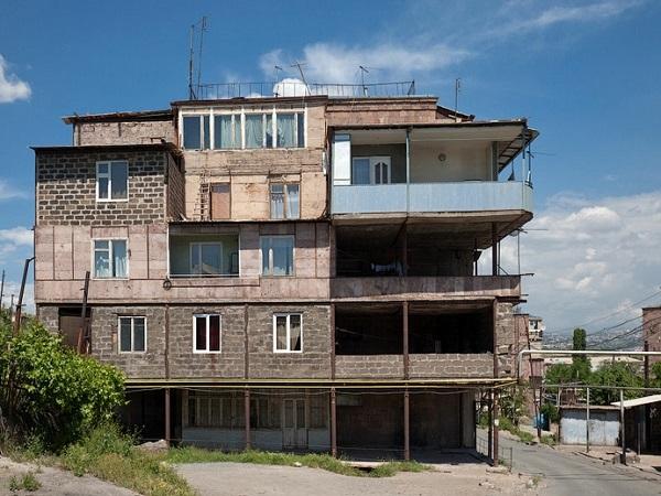 maisons arménie
