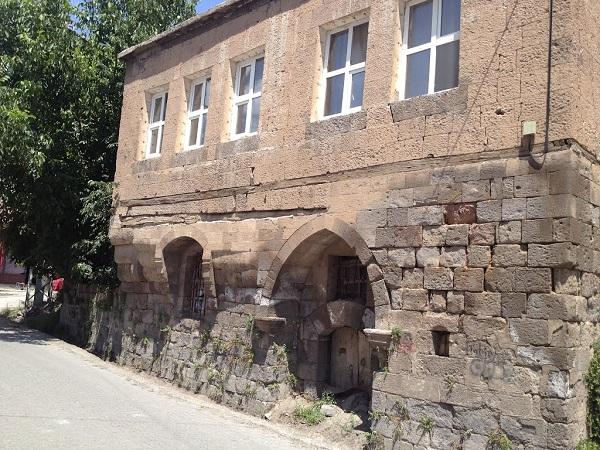 maison en arménie