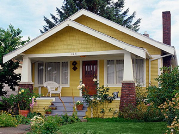 Extrêmement Les maisons américaines VZ24