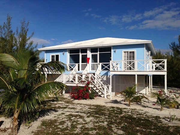 maison typique bahamas