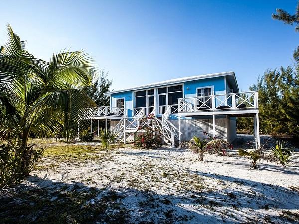 maison traditionnelle bahamas