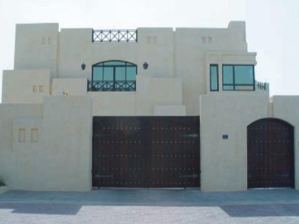 les maisons du bahreïn