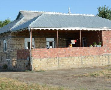maisons Azerbaïdjan