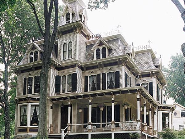 Les maisons am ricaines for Maison de style anglais