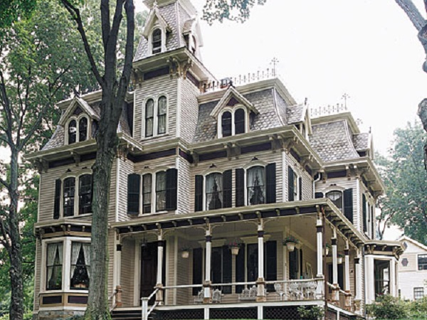 Les maisons am ricaines for Style anglais maison