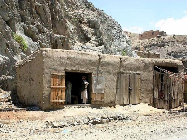 maison afghanistan