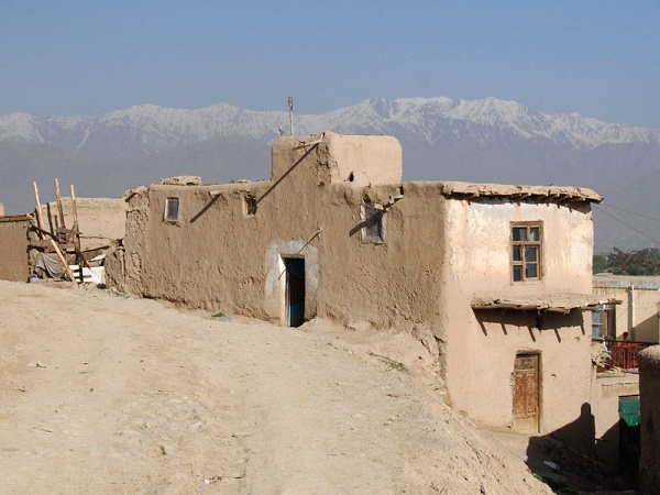 habitation afghanistan