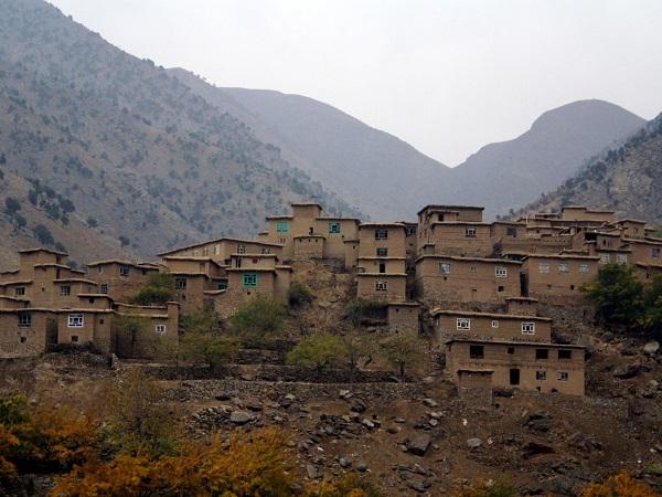 maisons en afghanistan