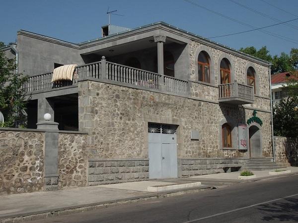 maison typique arménie