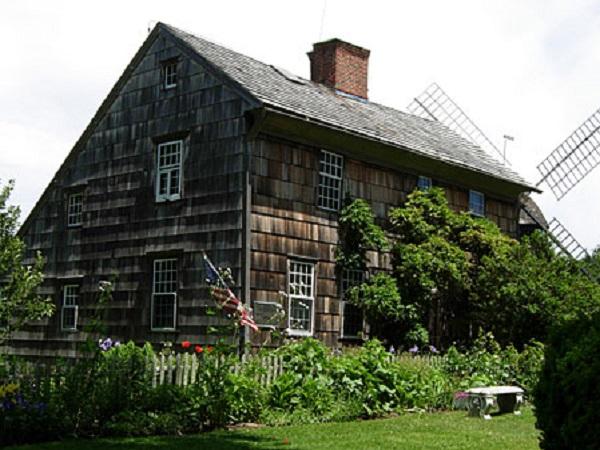 les maisons américaines