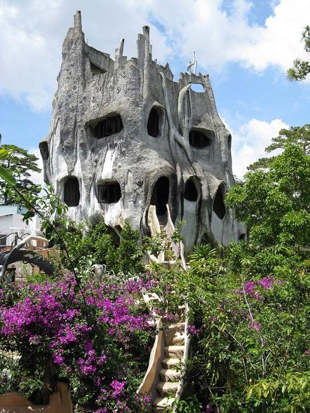 maison étrange vietnam