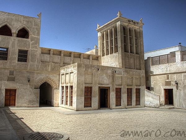 maison traditionnelle muharraq