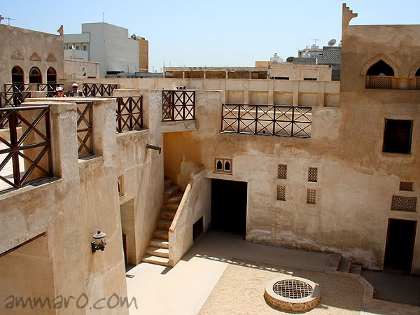 maison traditionnelle bahrein