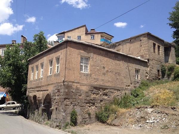 maisons traditionnelles arméniennes