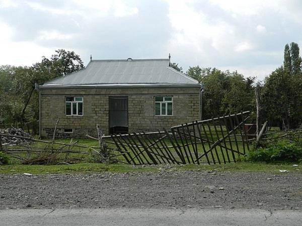 architecture azerbaïdjan