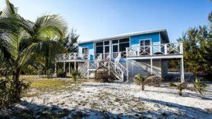 maison typique des bahamas