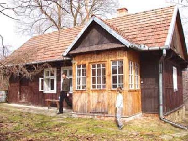 Les maisons en pologne for Les maisons en bois