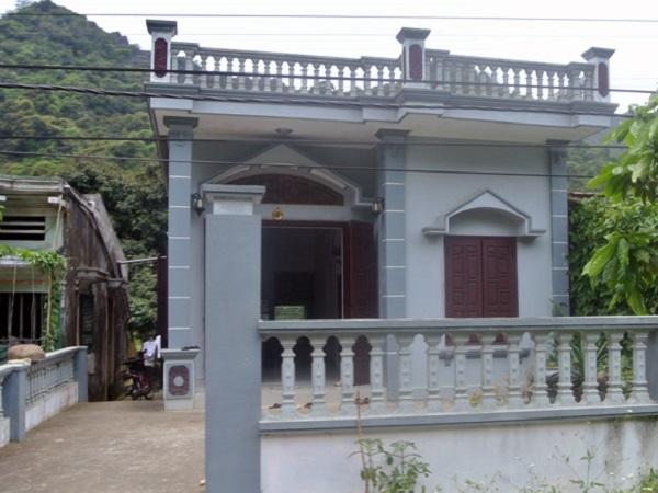 Les maisons au Vietnam