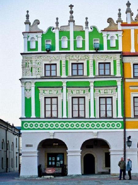 Wilczek House
