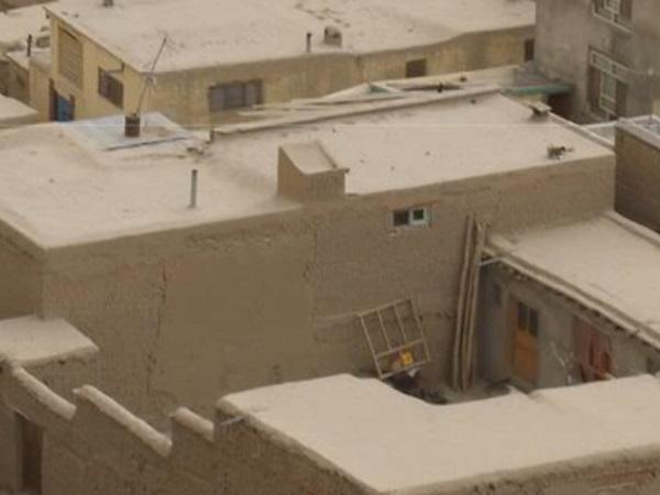 les maisons en afghanistan