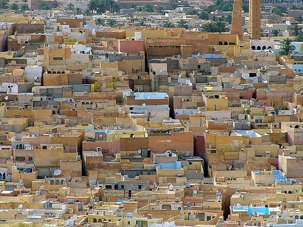 les maisons en algérie